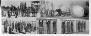1943 jump training