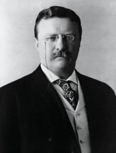 Pres. T. Roosevelt, courtesy of Saturday Evening Post