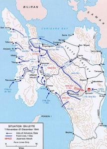 Leyte operations