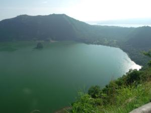 Lake Taal, as it is today