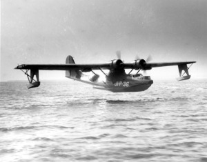 "Flying boat ""Catalina"""