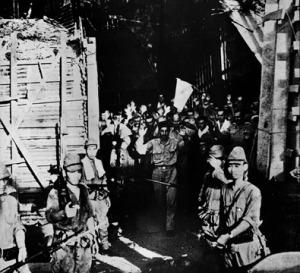When Corregidor fell, 1941