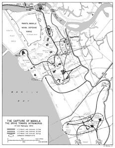 Manila activity map