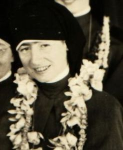 Sister Mary Beata Mackie, after release