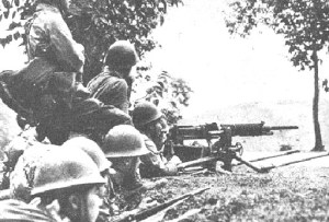 Type 92 machine gun