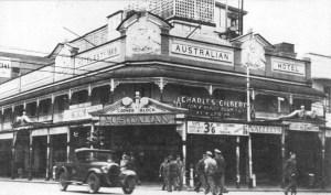 Brisbane 1945