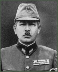 General Masatoshi Fujishige