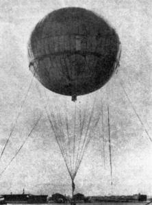 Japanese balloon bomb