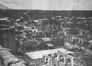 Lipa City, Luzon 1945