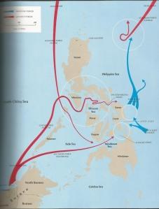 """Operation Sho"", Japanese battle plan"