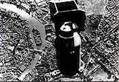 Bomb released on Hiroshima