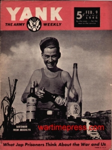 Yank magazine, bartender from Brooklyn, New York