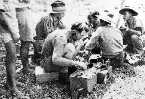 Australian & British POWs on Borneo