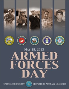 Armed Forces Day 5-18