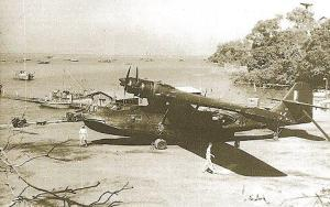 Catalina, 1945 in Australia
