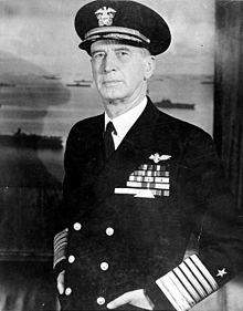 Admiral Ernest King