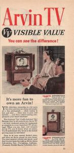 Arvin TV ad