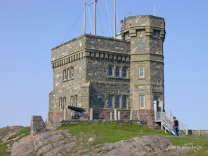 Cabot Tower, Canada