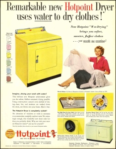 Harriet Nelson for Hotpoint