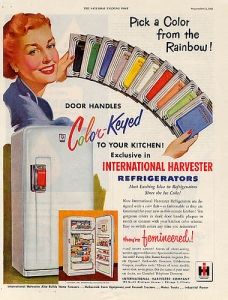 International Harvester Refrigerator