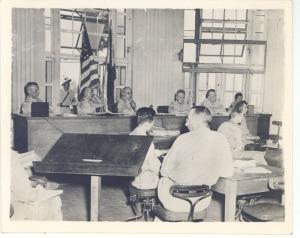 Yamashita's military commission