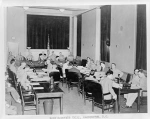 Nazi saboteur trial