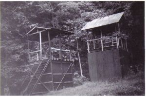 Rabaul - the gallows used