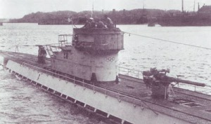 German U-boat, U-537