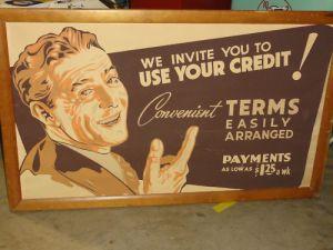 1950 Sears ad