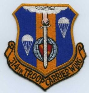 314th Troop Carrier Wing