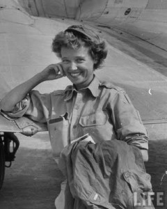 Marguerite (Maggie) Higgins, Korean War correspondent