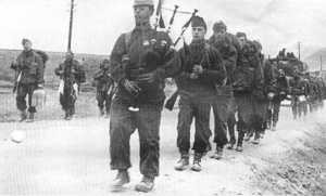 The Argyll 1st Battalion