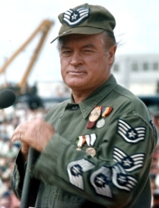 Confirmed - Bob Hope took Wonsan before the Marines did!