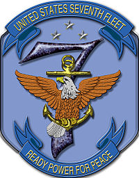 7th Fleet patch