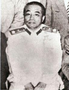 General Peng, 1951