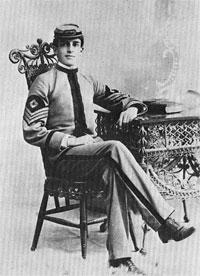 Douglas MacArthur, West  Point, 1903