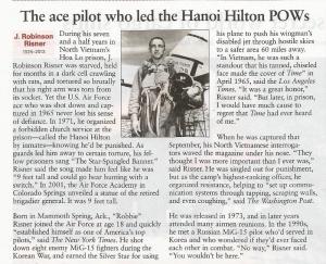 Heroic Vietnam veteran's story