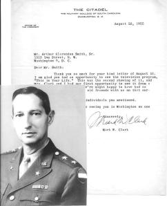 General Mark Clark