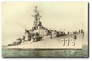USS Douglad H. Fox