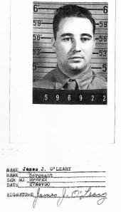 James J. O'Leary makes sergeant