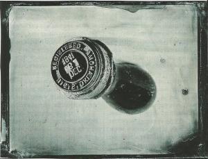 USS Oklahoma stamp