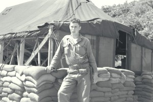 Sgt. Smykowski at a FDC