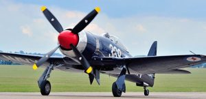 Sea Fury aircraft