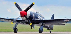 Sea Fury aircraft