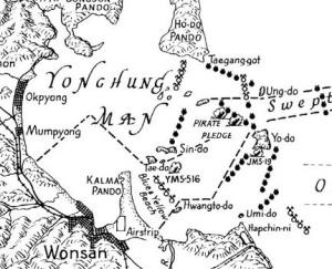 islands of Wonsan