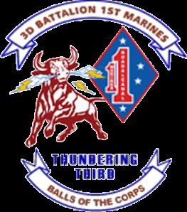 USMC - 3rd Battalion/1st Marines
