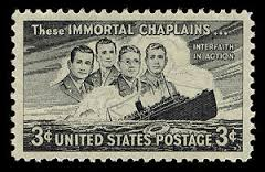 The Four Chaplains Stamp