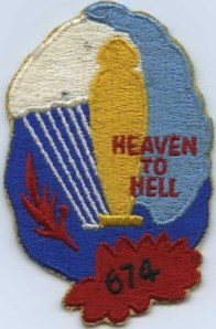674th Parachute Field Artillery Battalion