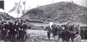 Greek Battalion, Korea