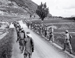 ROK troops, Korean War